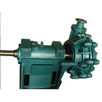 China Electric Fuel Ash Slurry Pump , Mining Slurry Pump Singe Stage Motor Power wholesale