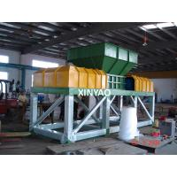 Quality Double Shaft Shredder for sale