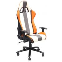 China Reclining Adjustable Office Chair With Logo Printing / Computer Desk Chairs wholesale