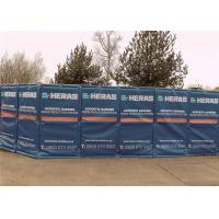 Buy cheap Temporary Noise Barriers Sound insulation Felt made EPDM(Ethylene PROPYLENE from wholesalers