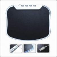 China Cool Blue Light Mouse Pad with LED Indicator wholesale