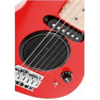China Kids / Student Mini Toy Guitar Wooden With Battery Powered Loudspeaker wholesale
