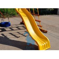 China Durable PE Material Bigelephant 10ft Wave Slide for Play Set wholesale
