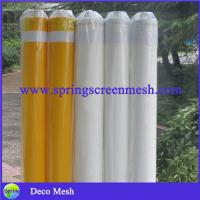 China made in china160 micron polyester screen printing mesh wholesale