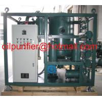 China New Arrival  Transformer Oil Processing Machinery, Oil Filtration Equipment Super High Voltage wholesale