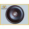 China J08C ISUZU Flywheel 13450-2830 Four Foots Friction Face 380mm Casting Iron Parts wholesale