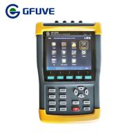 China 0.1 Degree Phase Accuracy Power Quality Analyzer 0.1 Class 32G Memory High Precision on sale
