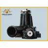 China Black ISUZU Water Pump For 6HK1 Diesel Engine , HITACHI Excavator Forklift High Strength Iron 1-13650133-0 wholesale
