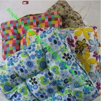 China Indoor Dining Chair Cushions , Memory Foam Kitchen Chair Pads With Ties wholesale