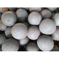 China Huamin 20-150mm Cast Forged Grinding Ball on sale