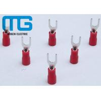 China cheaper price red insulator tube electric cable wire terminals SV TU-JTK wholesale