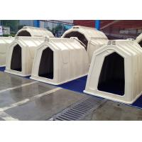 China Long Using Life Cow Calf Hutches with Hot-Galvanized Steel Pipe Fence wholesale