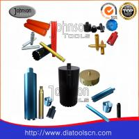 China 6.5-350mm Diamond Core Drill Bits With Metal Bond  Materials Johnson Tools on sale
