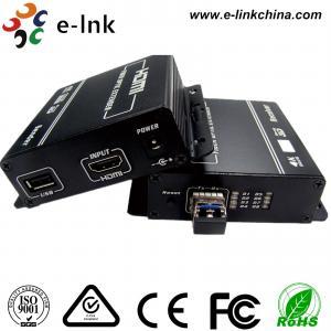 China 1080P HDMI KVM over Fiber Optic Extender wholesale