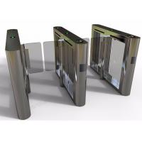 Buy cheap Fashion Design Bi-directional Swing Turnstile Automatic Gate Control System Speed Gate product