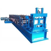 China Steel Strip Cold Roll Forming Machine 11KW Power With 50HZ Frequency wholesale