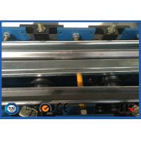 China PLC Control Steel Metal Door Frame Roll Forming Machine 5.5KW 8 - 12 m / min wholesale