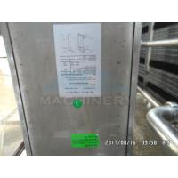 Quality Factory Prices Plate Heat Exchanger Milk Pasteurizer Machine Continuous Plate for sale