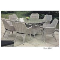 Quality rattan furniture dining set -8302 for sale