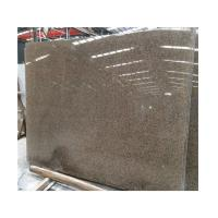 China Tropic Brown Granite Stone Tiles For Indoor And Outdoor Decoration wholesale