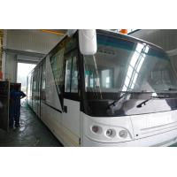 Quality Large Capacity 102 passenger Xinfa Airport Equipment Airport Apron Bus for sale