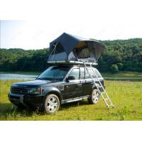 Quality Hard Cover UV 50+ Roof Rack Pop Up Tent For Your Car 1 Year Warranty for sale