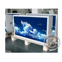 China Shop Windows Outdoor Digital Signage Ceiling Mount Android Advertising Player With Fans wholesale