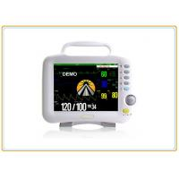 Buy cheap 10.4 Inch Portable Patient Monitor , Multi Parameter Medical Vital Signs Monitor from wholesalers