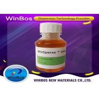 Buy cheap Winsperse 4900 hyperdispersant addictive for wetting and dispersing graphene product
