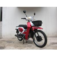 China Two Wheeler Cub Sport Motorcycle Gasoline System Powerful Electric Engine wholesale