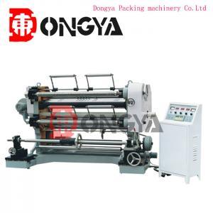 China Microcomputer Controlled Automatic Cutting Machine , Flexo Label Printing Machine wholesale