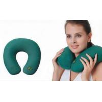 China Neck Vibration Massager Pillow U Type Six Modes Cervical Massager Health Care Random color wholesale