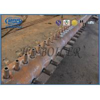China Carbon Steel High Efficient High Temperature Resistant Header For CFB Boiler wholesale