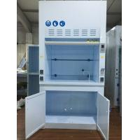 Quality Biology Lab Equipment Ductless PP Fume Hood For One Person , Corrosion for sale