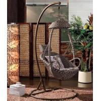 China 2014 fashion Egg Chair Swing rattan furniture wholesale