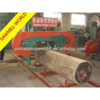 Buy cheap portable horizontal band sawmill for sale product