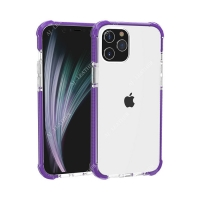 China Dropproof Purple TPU TPE Smartphone Protective wholesale