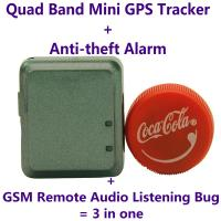 China V8 Mini GPS Tracker+Anti-theft Alarm+Spy GSM Remote Audio Transmitter Listening Bug W/ Website/APP/SMS Tracking wholesale