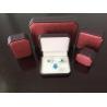 Buy cheap Fancy Gem Jewelry Plastic Box For Bracelet / Earring / Pendant Packaging from wholesalers
