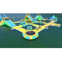 China Inflatable Water Park For Outside Entertainment wholesale