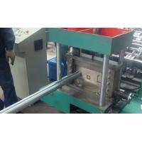 China 12 Stations 440V Metal Steel Stud Roll Forming Machine Mitsubishi PLC Controller wholesale