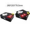 China Airtight Metal Cookit Custom Gift Boxes Tin Mint Metal Material Anti Corresion wholesale