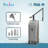China Vaginal Tightening co2 fractional laser with Big true color LCD touch screen wholesale