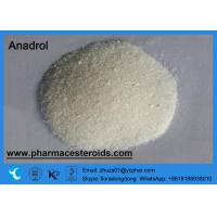 Buy cheap Oral Oxymetholone Boldenone Steroids Anadrol Bodybuilding Supplements 434-07-1 product