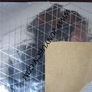 China Double side Aluminum foil  laminated 3way scrim facing  kraft paper  120g wholesale