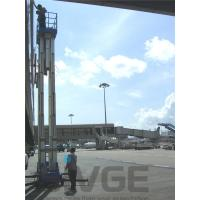 China Mobile Boom Lift With 136kg Load Capacity , 18 M Aluminum Alloy Hydraulic Cargo Lift wholesale