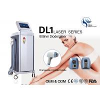 Buy cheap Germany Bars Permanent 808nm Diode Laser Hair Removal Machine with LCD Touch from wholesalers