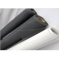China Stainless Steel Security Window Screens Fiberglass Plastic With 18 X 16 Mesh on sale