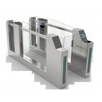 Quality Swing barrier gate turnstile vehicle and pedestrian access contro automatic for sale