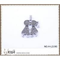 China 316 stainless steel pendant with kid shape H-L2190 wholesale